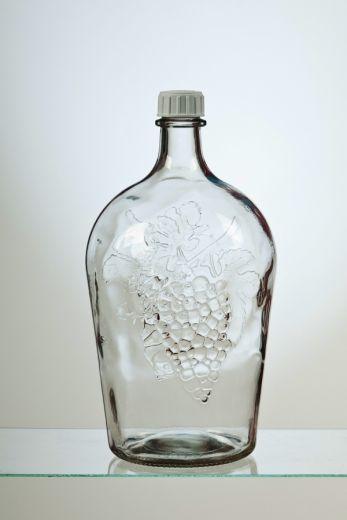 """Бутыль винная """"Ровоам"""" 4,5 литра"""