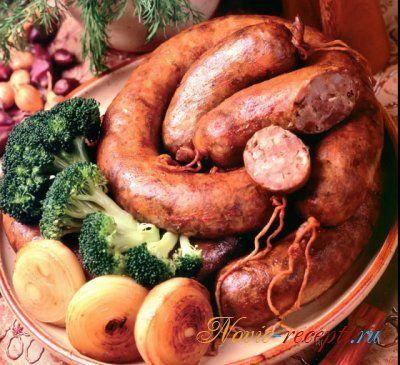 Товары для домашней колбасы