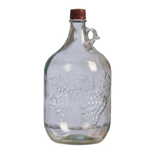 """Бутыль винная """"Лоза"""", 5 литров"""