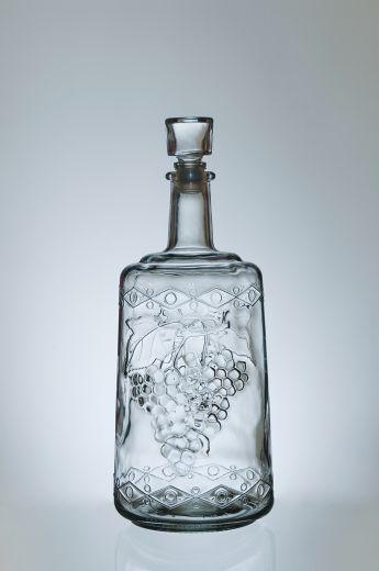 Бутыль Ностальгия с пробкой, 3 литра